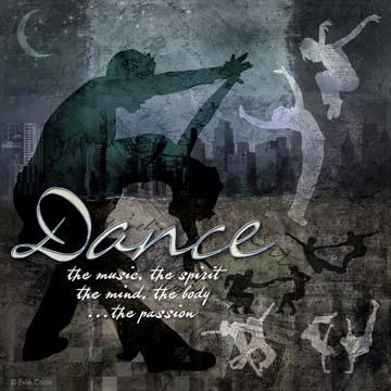 Dance (neutral colors)