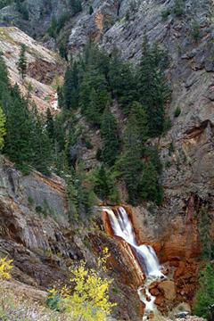 Canyon Cascade