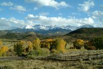 Distant Mountainscape