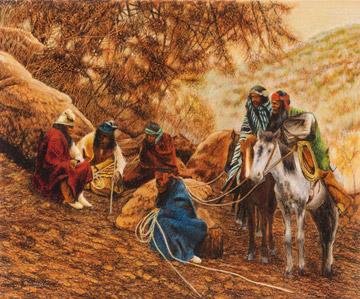 Navajo Meeting