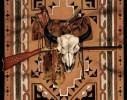 Skull Musket Saddle