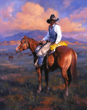 A Lifetime in the Saddle