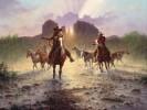 Rustling Mustangs